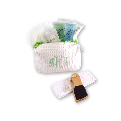 On the Fly Spa Gift Basket