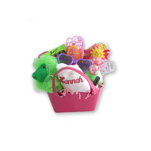 Load image into Gallery viewer, Pamper Me Pretty Kids Spa Gift Basket
