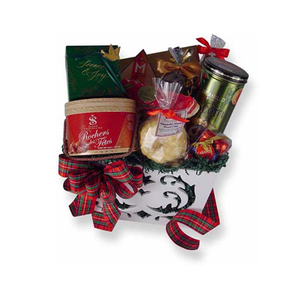 Peace & Joy Holiday Gift Basket