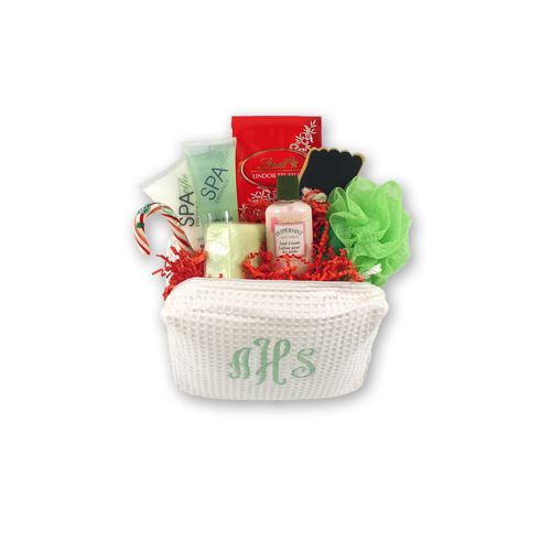 Shoppers Respite Holiday Gift Basket