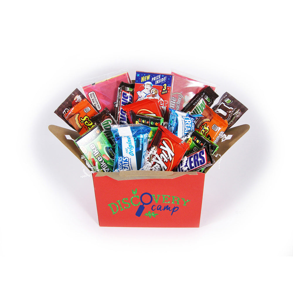 Snack Attack Snack Box