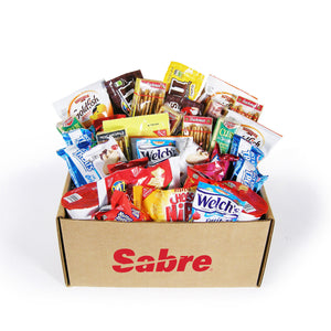 Deluxe Office Break Snack Box