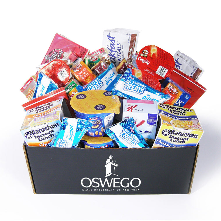College Dorm Room Snack Box