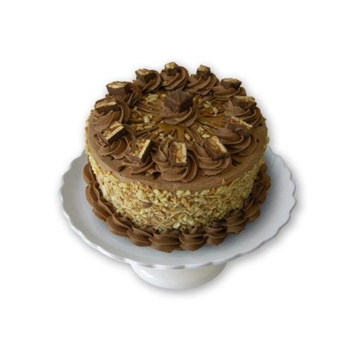 Snickers Candy Cake - 8