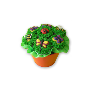 Load image into Gallery viewer, Spring Cupcake Bouquet