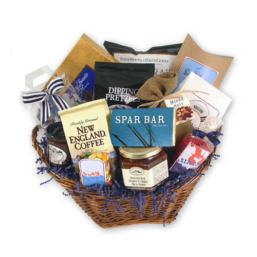 Take it Breezy Beach Gift Basket