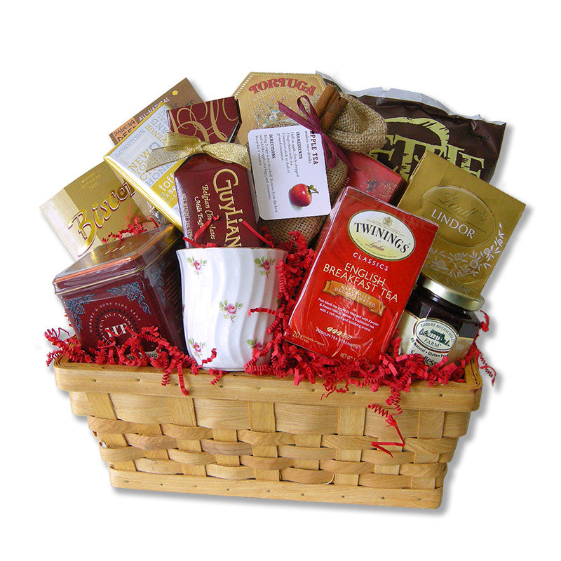 Load image into Gallery viewer, New York Tea Room Gift Basket
