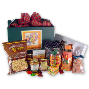 The Gobbler Thanksgiving Gift Box