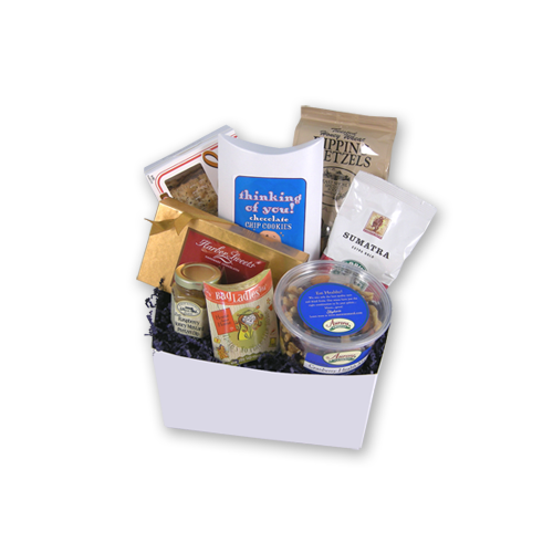 Load image into Gallery viewer, Thinking of You Gift Basket