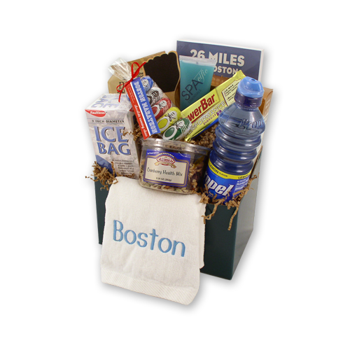 26 Miles Boston Marathon Gift Basket