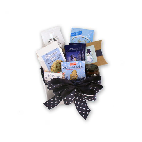 Winter Wonderland – Seasonal Gift Basket