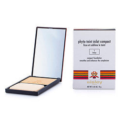 Sisley Phyto Teint Eclat Compact Foundation - # 1 Ivory