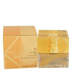 Zen Gold Elixir Eau De Parfum Spray By Shiseido