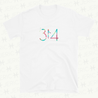 314 1314 JERIC Unisex T-Shirt Limited Edition  限量 男女款 T-shirt