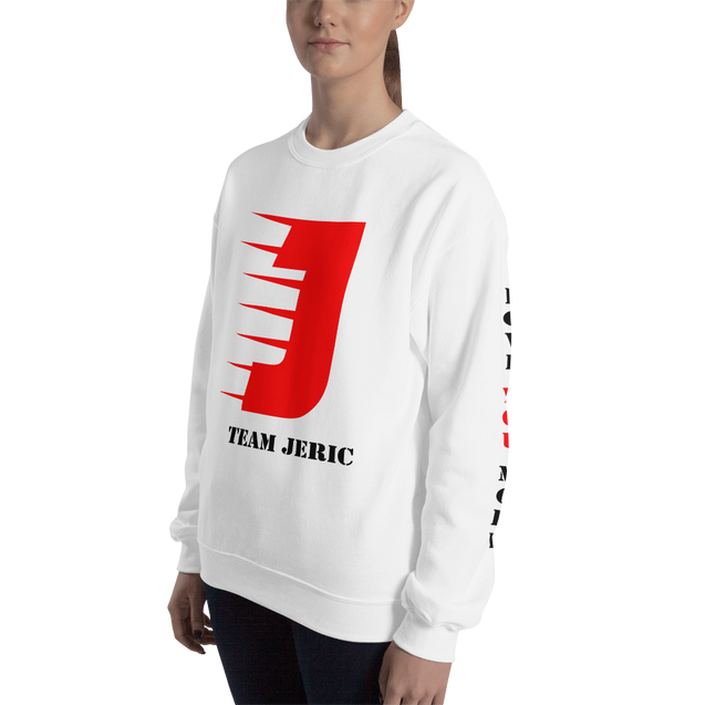 TEAM JERIC Love You More Hoodie Sweatshirt Limited Edition