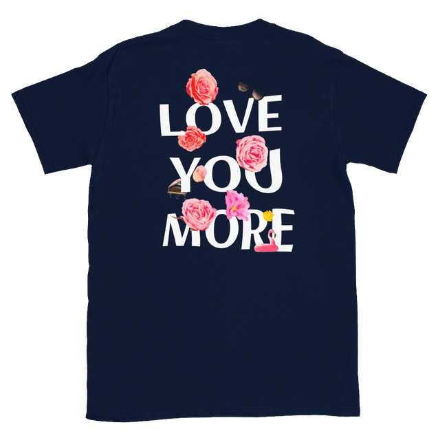 JERIC陳傑瑞 Love You More 2020 Limited Edition Unisex T-Shirt