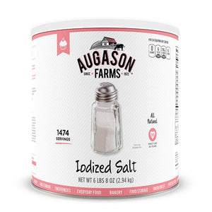 Auguson Farms Iodized Salt