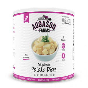 Auguson Farms Dehydrated Potato Dices