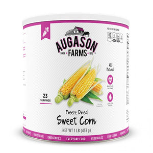 Auguson Farms Freeze Dried Sweet Corn