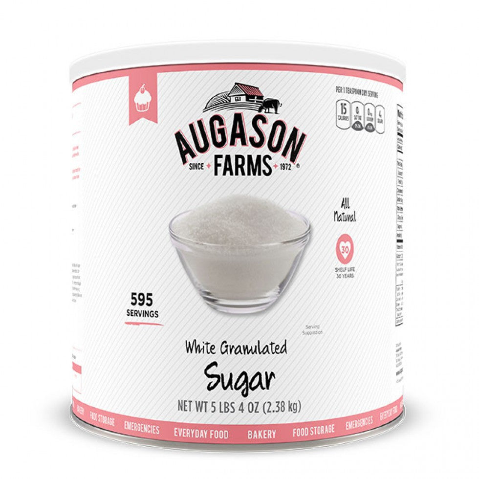 Auguson Farms White Granulated Sugar