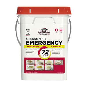 Augason Farms 72 Hour 4-Person Emergency Food Supply Kit