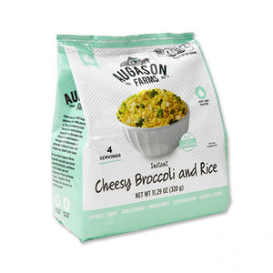 Augason Farms Instant Cheesy Broccoli and Rice