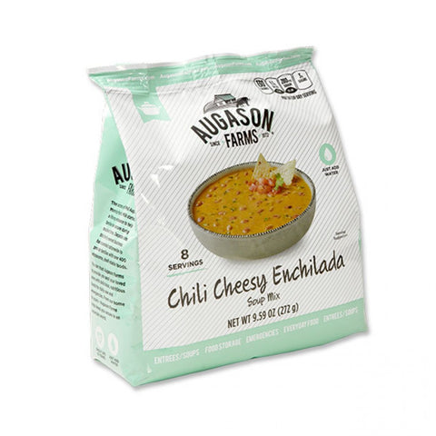 Augason Farms Chili Cheesy Enchilada Soup Mix