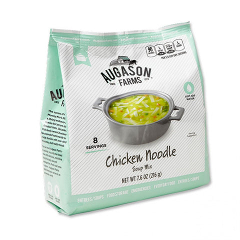 Augason Farms Chicken Noodle Soup Mix