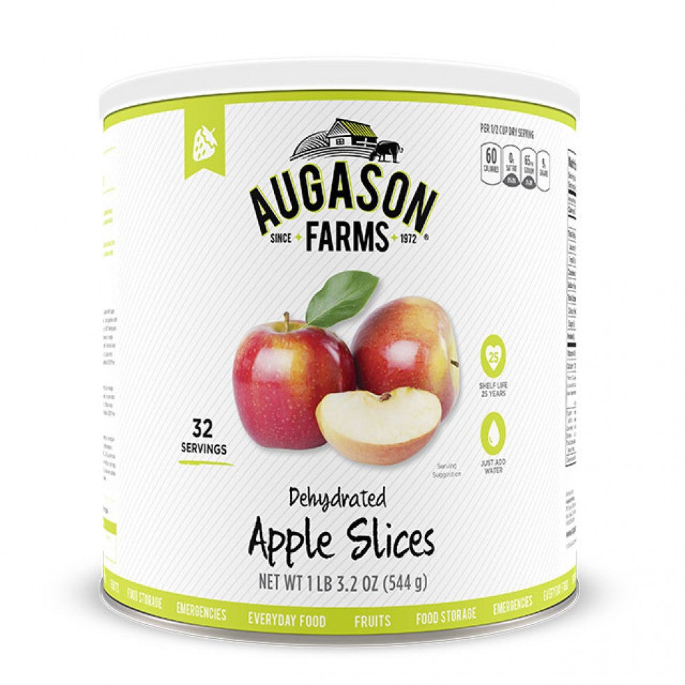Auguson Farms Dehydrated Apple Slices