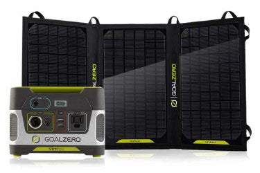 GOAL ZERO YETI 150 PORTABLE POWER STATION KIT