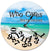 Who Cares We Are Retired Seashore Beach Decor Hanging Wall Clock