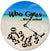 Who Cares We Are Retired White Seashore Hanging Wall Clock