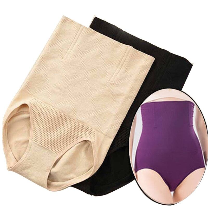 Seamless Women Shapers Tummy Control Knickers