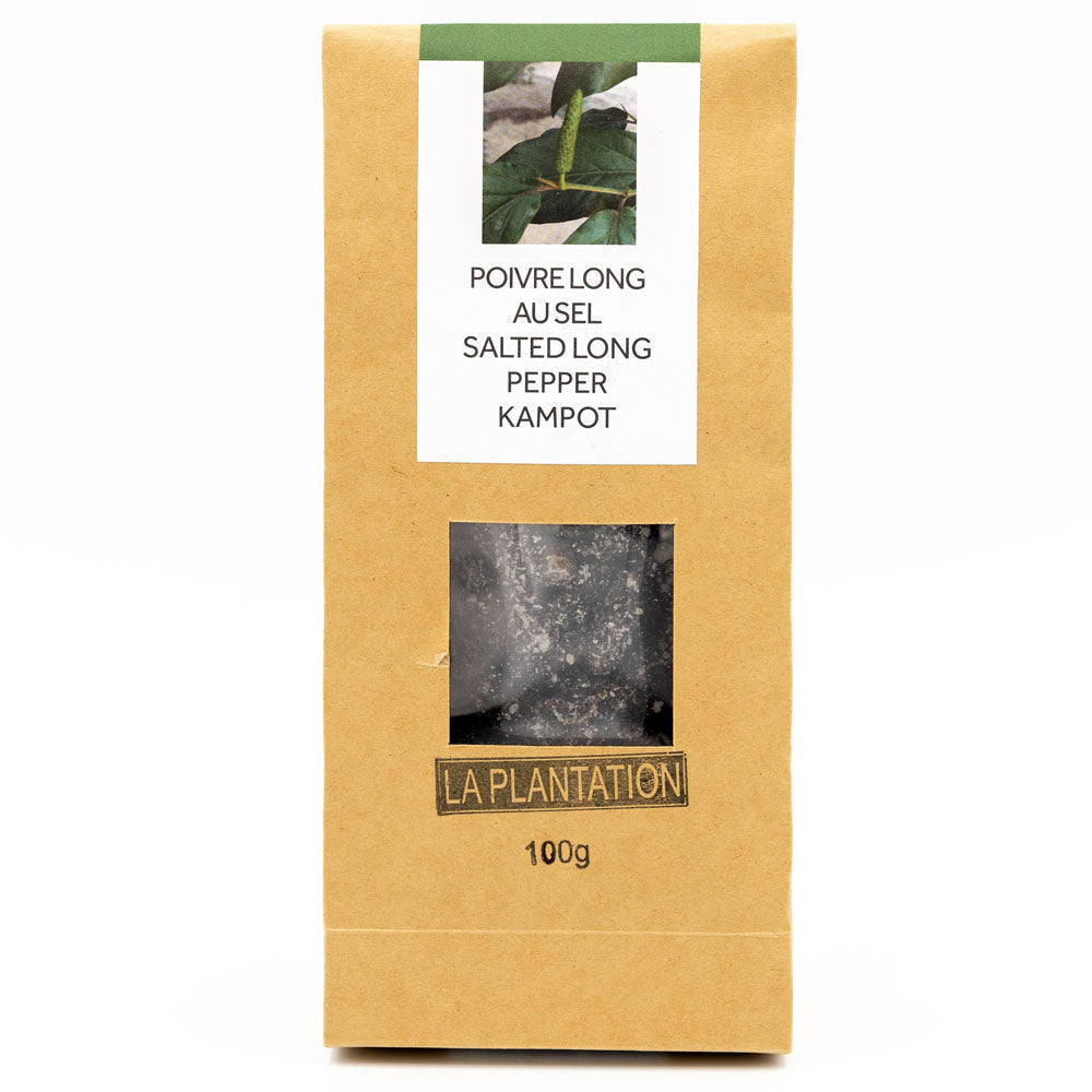 Salted Long Pepper 100g
