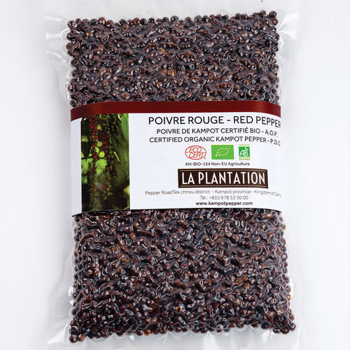 Chef Size Red Kampot Pepper
