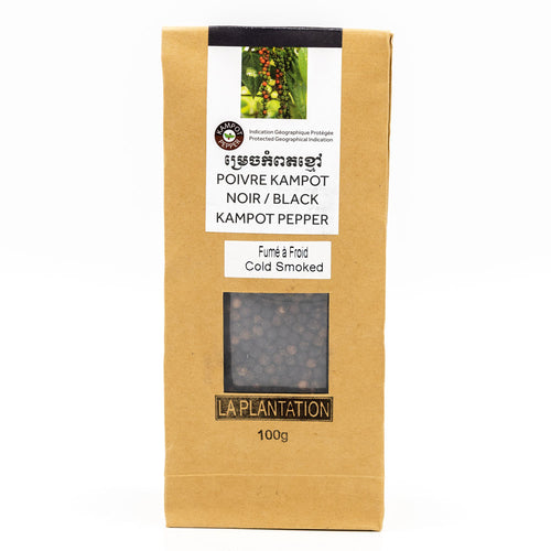 Cold Smoked Kampot pepper 100g
