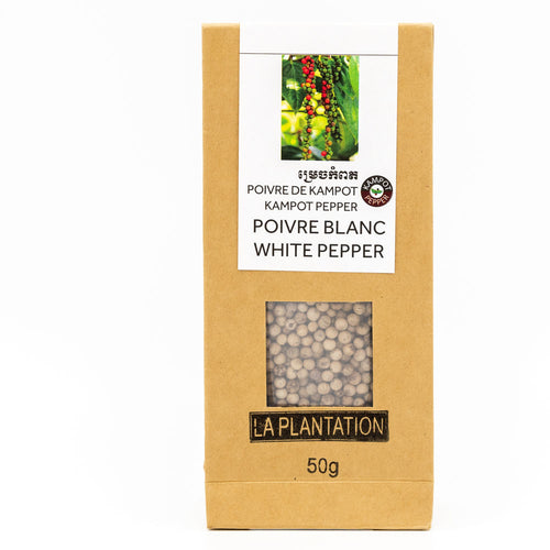 White Kampot Pepper 50g