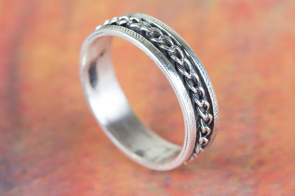 Wonderful Sterling Silver Ring