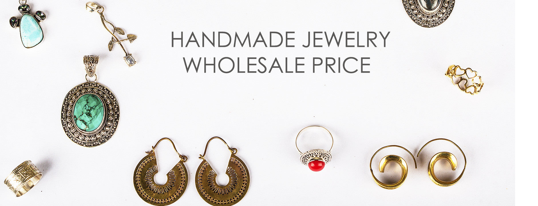 Homemade Jewelry Whole sale Price