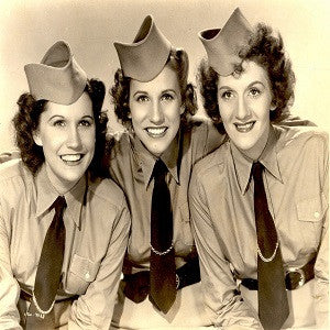 A Date With The Andrews Sisters