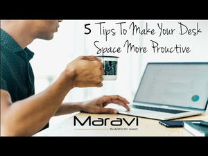 5 Tips To Improve Your Work Desk Space for Better Efficiency