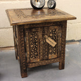 Lama Dal Small Moroccan Style Side Table