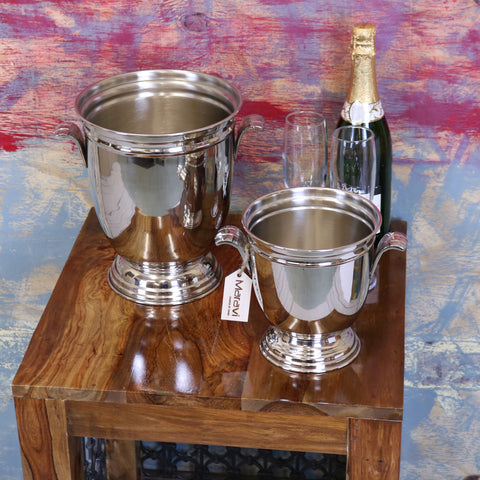Lehal Champagne Bucket and Mini Ice Bucket Set