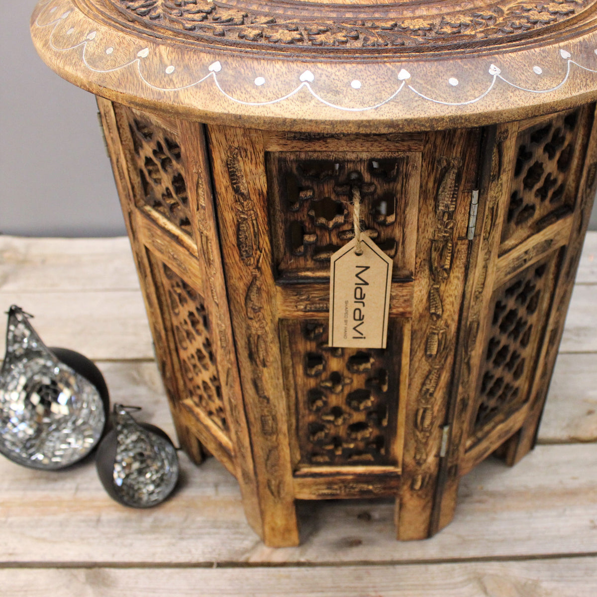 Zanskar Medium Side Table