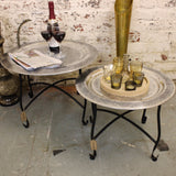 Girija Morroccan Tray Table