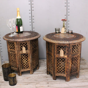 Bhadra Small Side Table Set
