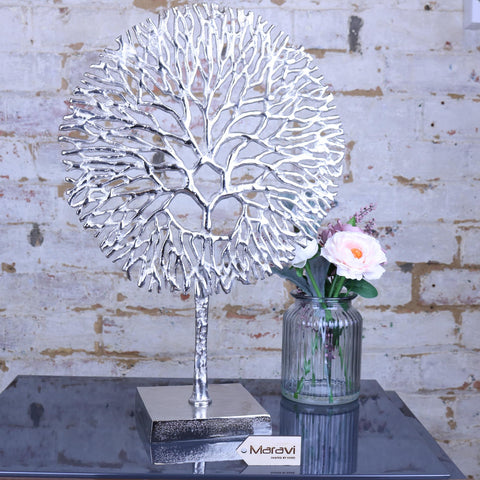 Lolam Metal Coral Sculpture 51cm
