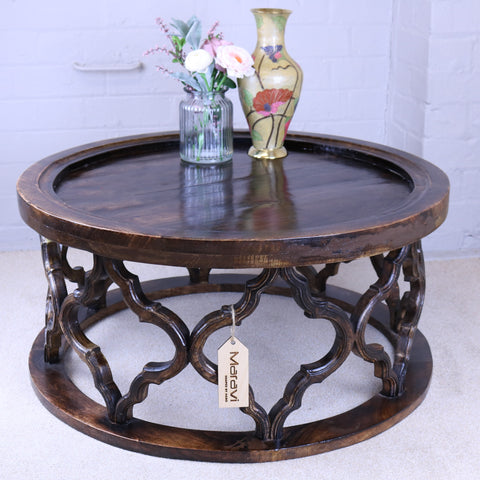 Jiali Coffee Round Table 80cm