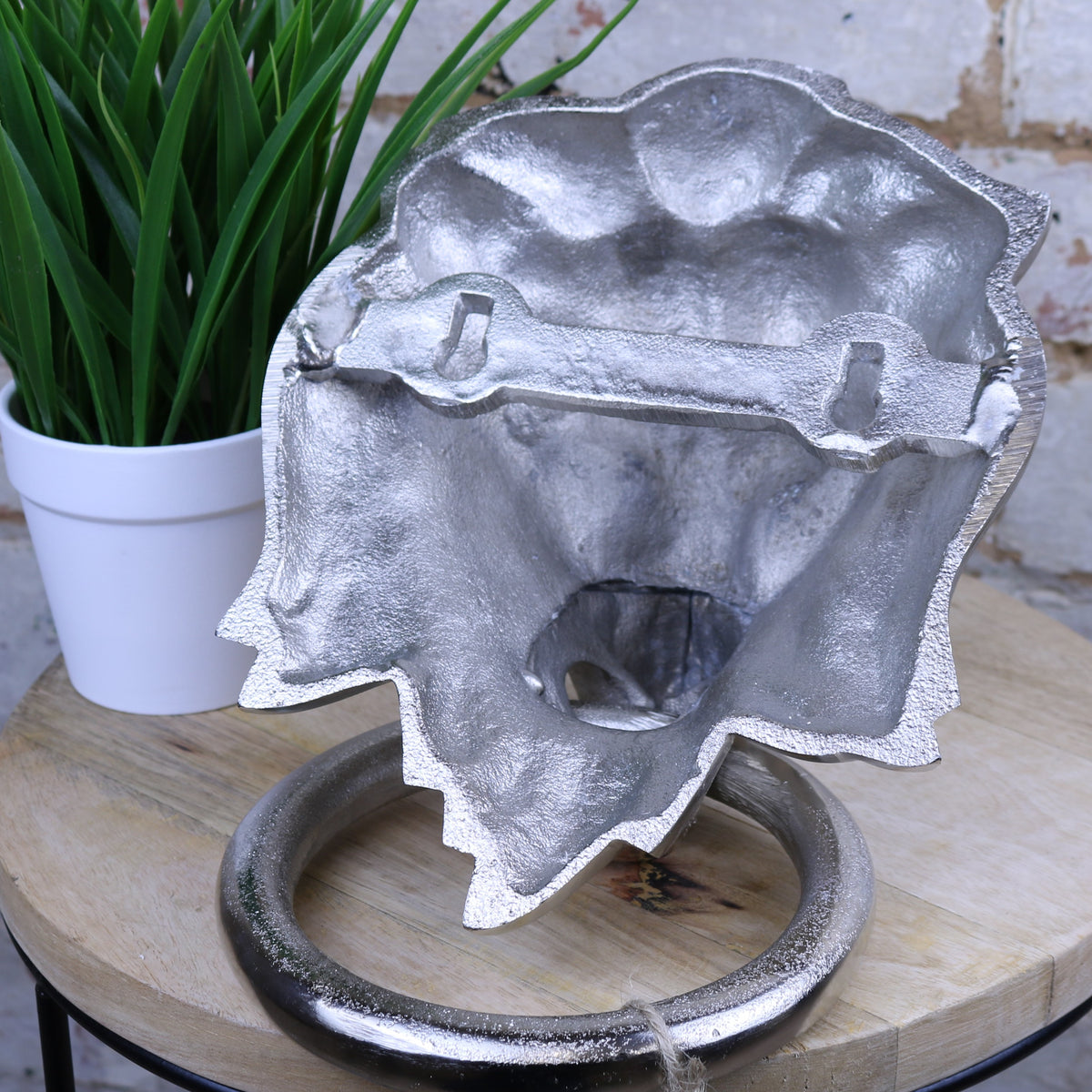 Shere Lion Head Wall Ornament 25cm