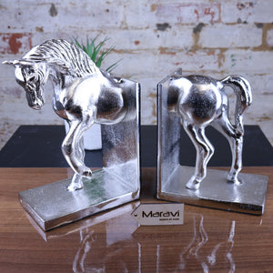 Barnel Horse Bookends